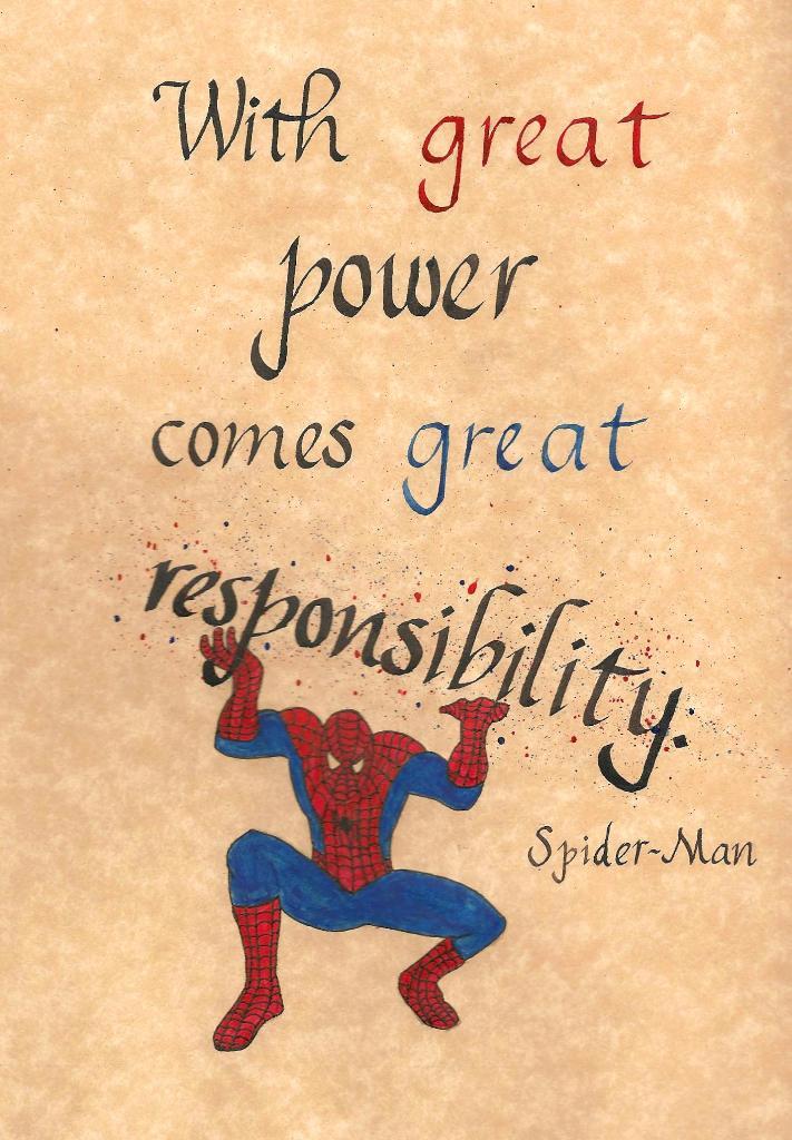The Responsibility of Leadership - Robb Braun - Leading Life Large